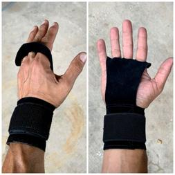Workout Gloves Weight Lifting WOD Gym Crossfit Training Stra