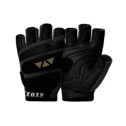 WYOX Weight Lifting Gloves Leather Workout best Gym Exercise